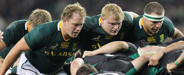 REVIVE: AMISTOSO IRB,  SUDAFRICA vs IRLANDA