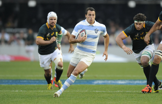 DURBAN, SOUTH AFRICA - AUGUST 08:  during The Castle Lager Rugby Championship 2015 match between South Africa and Argentina at Growthpoint Kings Park on August 08, 2015 in Durban, South Africa. (Photo by Steve Haag/Gallo Images)