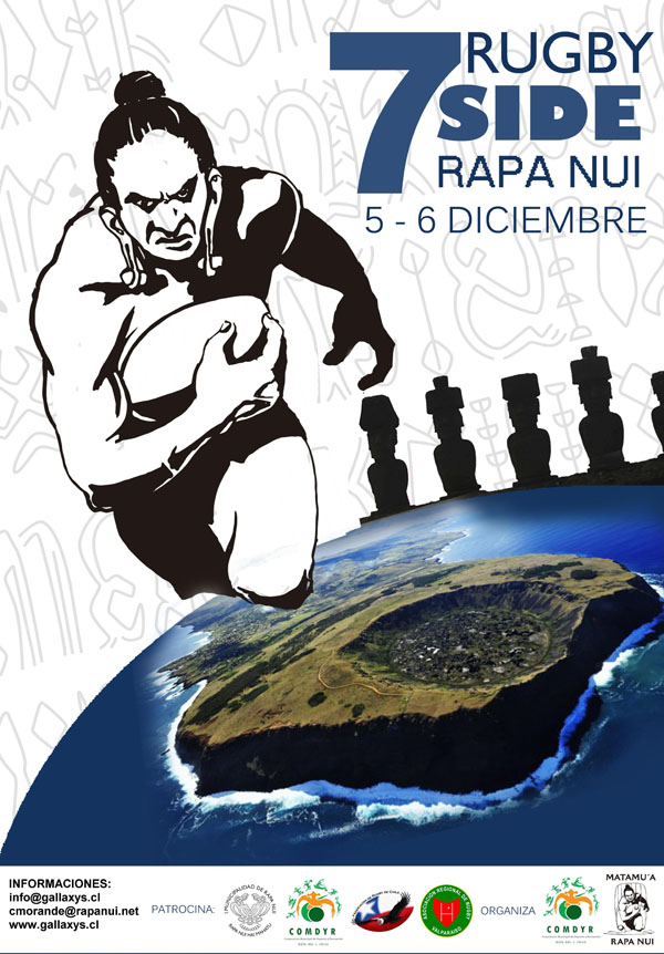 AFICHE RUGBY